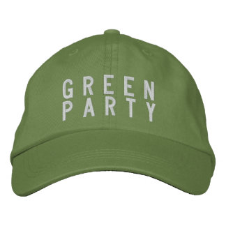 Green Party 2016 Hat