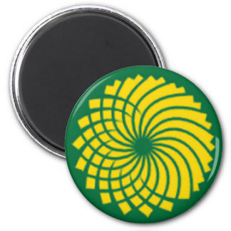GREEN PARTY MAGNETS