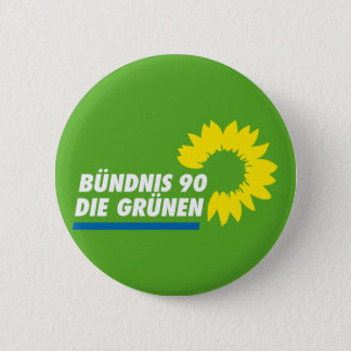 Green Party of Germany Button