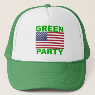 Green Party USA Trucker Hat