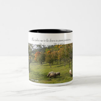 Green Pastures Coffee Mug