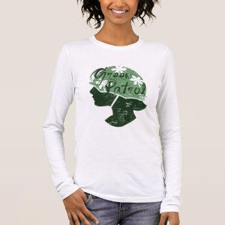 Green Patrol Long Sleeve shirt