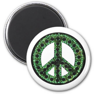 green peace magnet