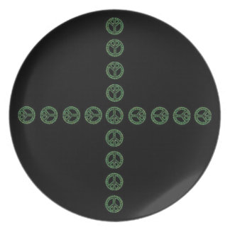 Green Peace Plate