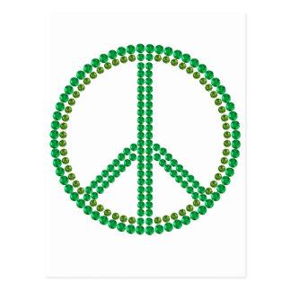 Green Peace Postcard