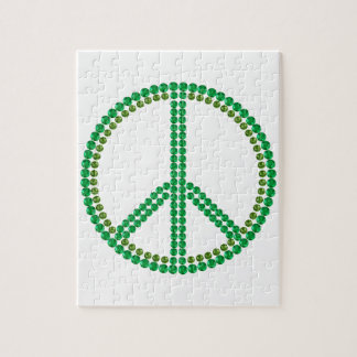 Green Peace Puzzle