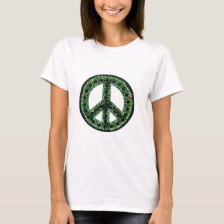 green peace tee