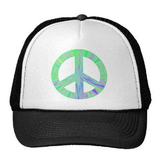 green peace trucker hat