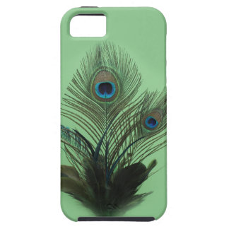 Green Peacock Feathers iPhone 5 Case-Mate Vibe