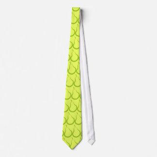 Green Pear, Green Pear, Green Pear, Green Pear,... Neck Tie