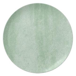 Green Pearl Plate