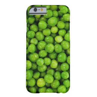 Green Peas Background Barely There iPhone 6 Case