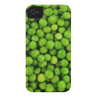 Green Peas Background iPhone 4 Case-Mate Case