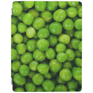 Green Peas Background iPad Cover