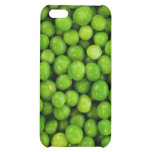 Green Peas Background iPhone 5C Cases