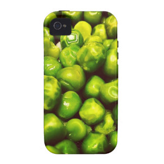 Green Peas Case-Mate iPhone 4 Covers
