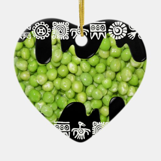 GREEN PEAS PRODUCTS ORNAMENT