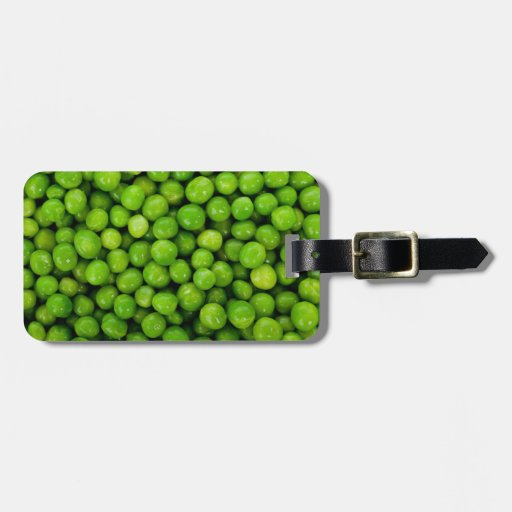green peas tag tag for bags
