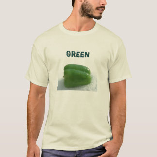 Green pepper T-Shirt