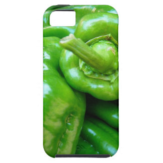Green Peppers iPhone 5 Cover