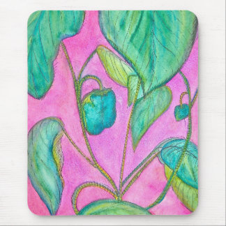 Green Peppers Mouse Pad