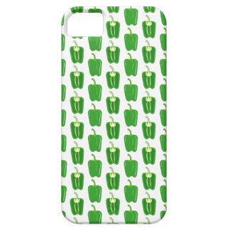 Green Peppers Pattern. iPhone SE/5/5s Case