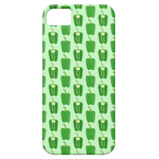 Green Peppers. Pattern. iPhone SE/5/5s Case