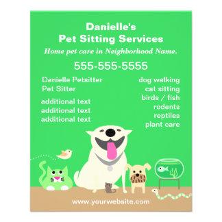 pet sitting