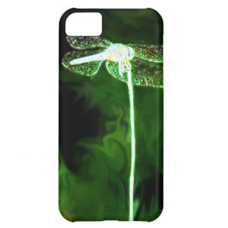 Green Phantom Dragonfly iPhone 5C Cover