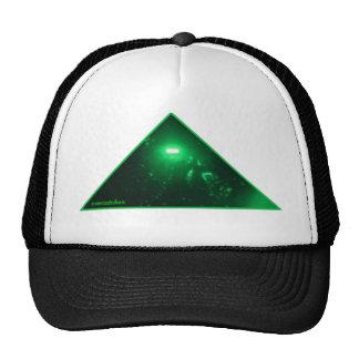 green pharaoh trucker hat