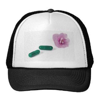 green pharmacy - herbal medicine trucker hat