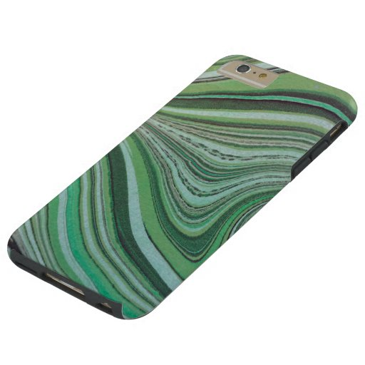 """Green Phone Cases"" Tough iPhone 6 Plus Case"