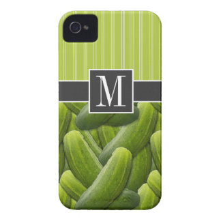 Green Pickle; Pickles iPhone 4 Cases