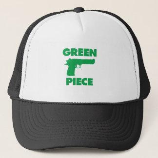 Green Piece Trucker Hat