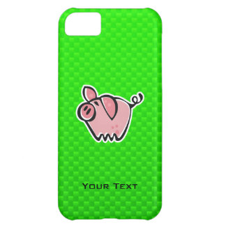 Green Pig Case For iPhone 5C