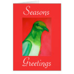 Green Pigeon Cards