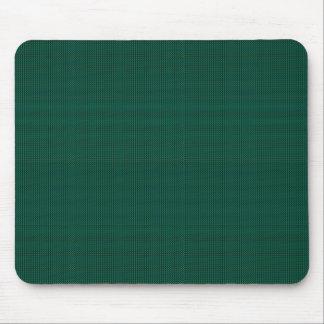Green Pinstripe Mousepad