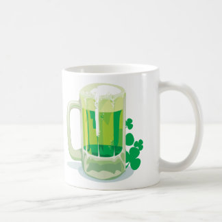 Green Pint Mugs
