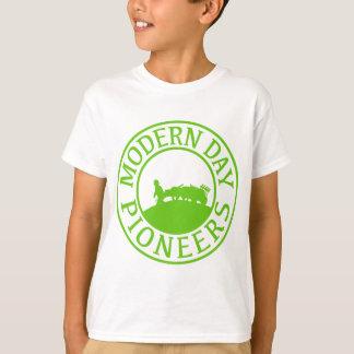 GREEN PIONEER T-Shirt