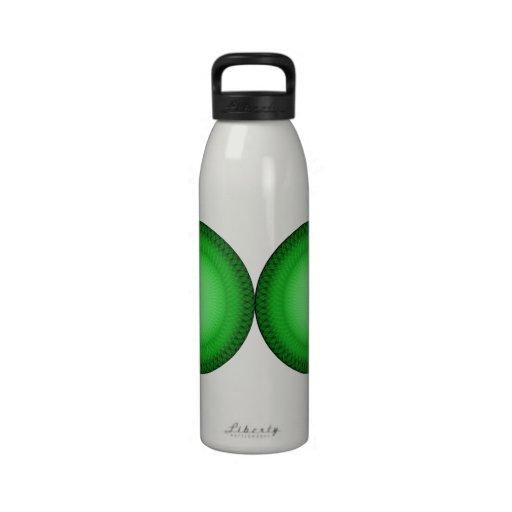 Green Plafond Reusable Water Bottle