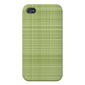 Green Plaid Case Cases For iPhone 4