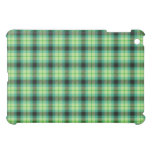 Green Plaid Speck Case Case For The iPad Mini