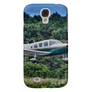 """Green Plane """"aircraft photo"""" """"airplane pictures"""" Samsung Galaxy S4 Case"""