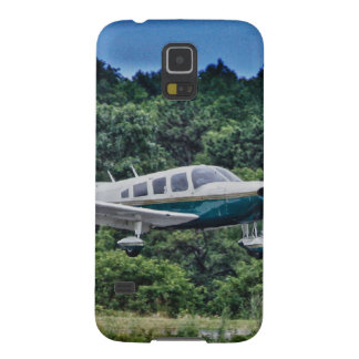 """Green Plane """"aircraft photo"""" """"airplane pictures"""" Galaxy S5 Cases"""