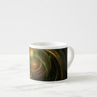 Green Planet Espresso Mugs