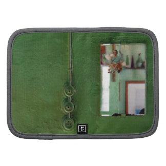 Green Folio Planner