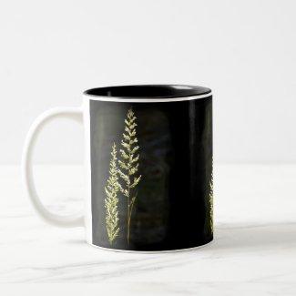 Green Plant Coffee Mugs