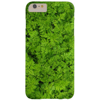 Green Plants Fern Foliage Texture Background Barely There iPhone 6 Plus Case