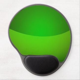Green Pocket Gel Mouse Mats