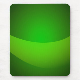 Green Pocket Mouse Pads